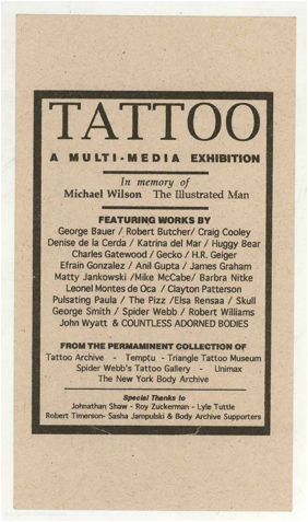 ::image BIN:--Photo drive archive:P2-papers-documents-flyers:tattii mike wilson show.jpg